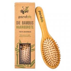 Haarbürste mit Pappschachtel