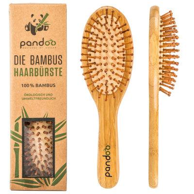 Haarbürste von allen Seiten