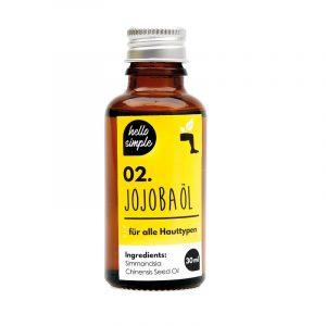 Jojobaöl zum Abschminken